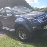 Arctic Trucks AT35 Isuzu D-Max